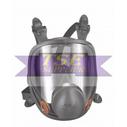 3M Series 6000 Full Face Respirator
