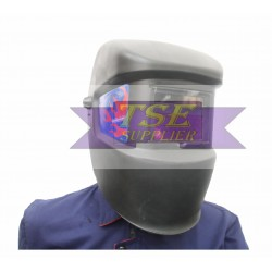 Auto Darkening Welding Head Shield