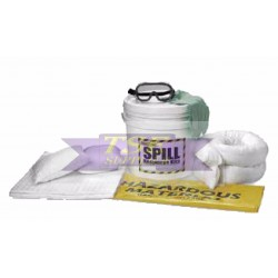 18 Liter Portable Spill Kit - Oil Only
