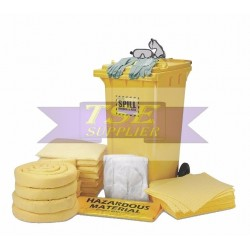 240 Liter Portable Spill Kit - Chemical Only