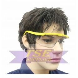Yellow Clear Safety Eyewear