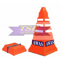 Retractable Traffic Cone