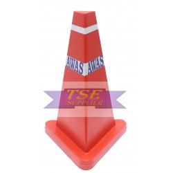 Triangular Traffic Cone